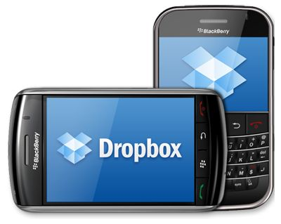 Dropbox for Blackberry Beta released to 1000 users