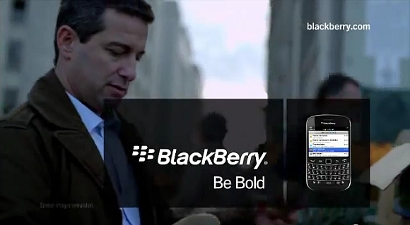 Be Bold: RIM Releases New Series of Commercials Highlighting the Bold 9900