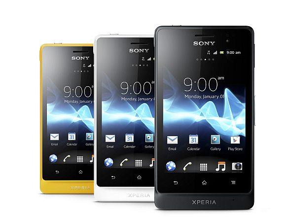 Sony Xperia go Malaysia