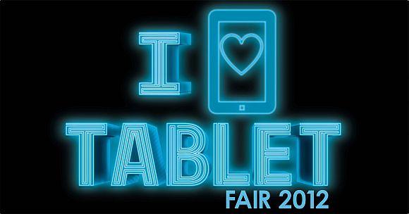I Love Tablet Celcom Fair