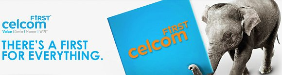 Celcom First Voice