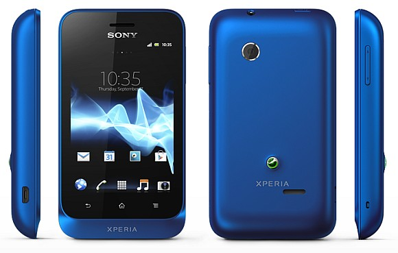 Entry level Sony Xperia tipo now available at RM499