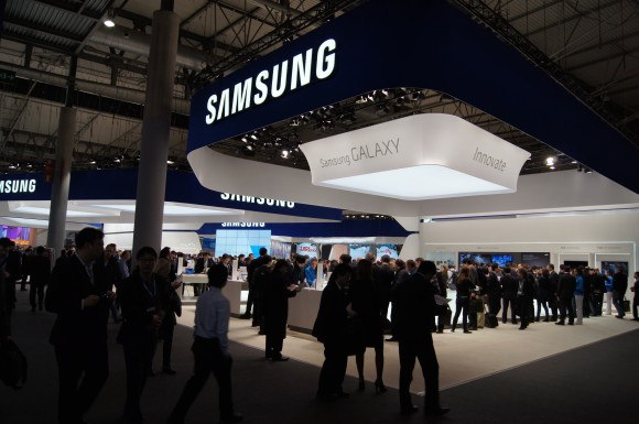 MWC 2013 Hands-On: Samsung Galaxy Note 8.0