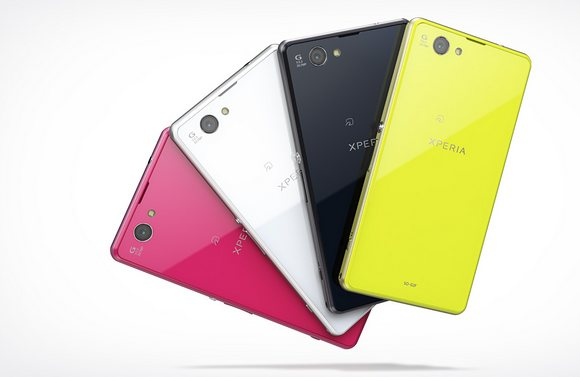 Sony Xperia Z1 f – mini version of Xperia Z1 now official
