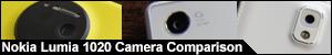 Lumia 1020 vs Xperia Z1 vs Note 3