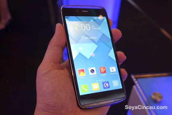 First Impressions: Alcatel One Touch Idol Alpha – The Affordable Smart Phone with Premium Look and Feel