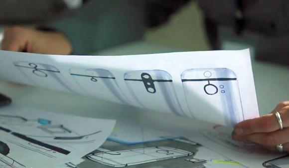 VIDEO: HTC One M8 Design Story