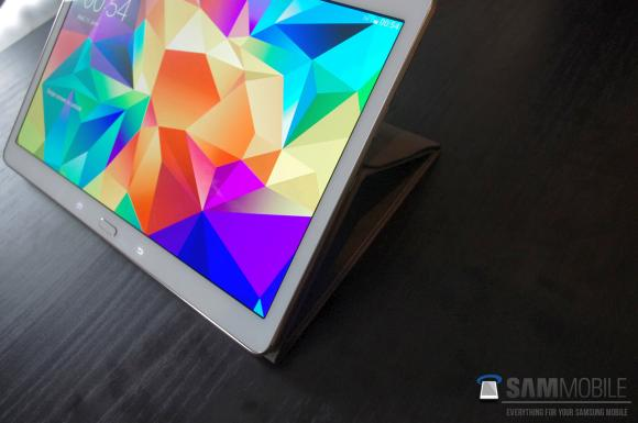 Samsung Galaxy Tab S Flip Covers leaked