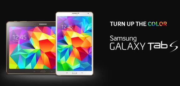 Samsung Galaxy Tab S Malaysia Launch