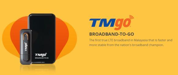 TMgo 4G LTE Malaysia