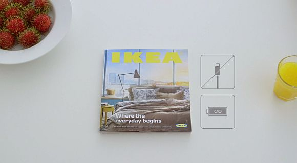 Introducing the BookBook: Ikea introduces its 2015 catalog in the most innovative way possible