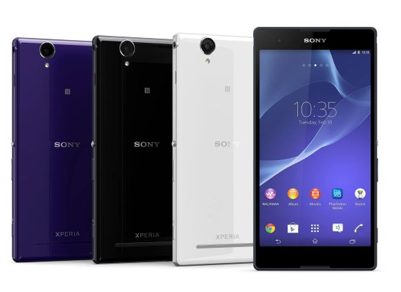 Sony slashes price of its 6″ Xperia T2 Ultra
