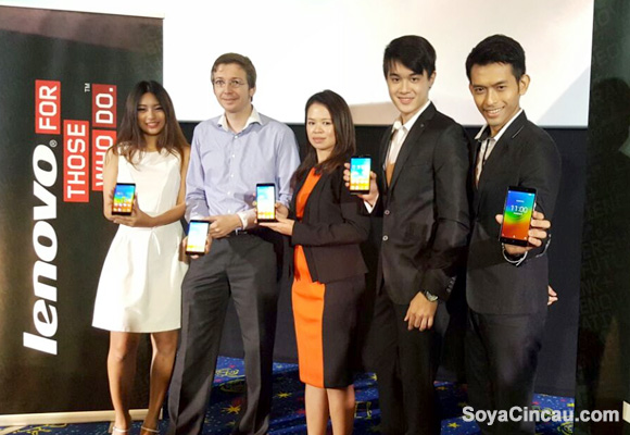 Lenovo A7000 launched with Lazada as exclusive partner