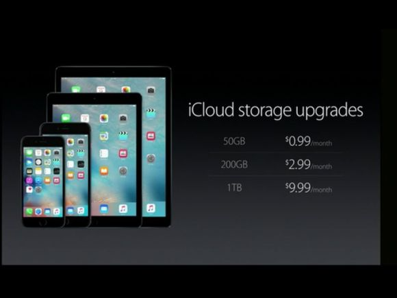 iCloud revises its pricing to be more affordable; but how does it stack up to the rest?