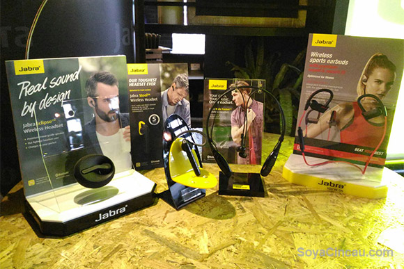 Jabra wants to cater to all walks of life with four new audio devices