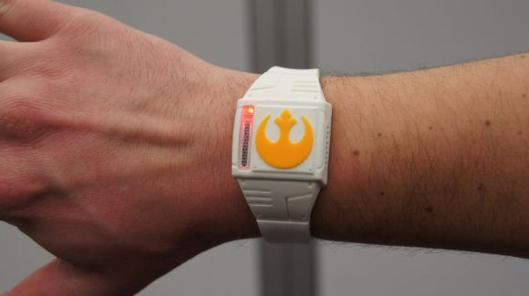 This wearable lets you control the BB-8 like a Jedi