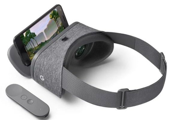 Google's Daydream View VR headset is inspired by clothing, not tech