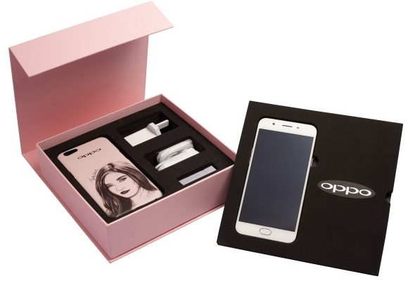 Let the OPPO F1s Ayda Jebat edition steal your heart this December