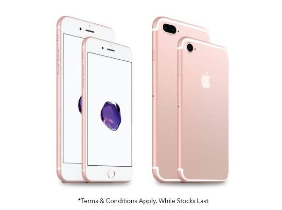 The IPhone 7 And Plus Are Now RM500 Off In Malaysia Conjunction With Its Free Storage Upgrade Promo You Can Get An 128GB At