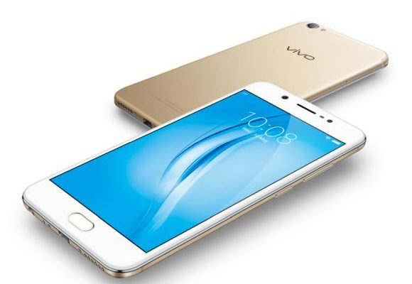 vivo V5s: Store more 20MP selfies with 64GB storage