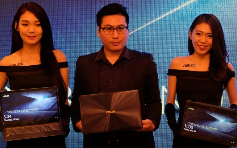 ASUS' new notebooks are powerful, sleek and super sexy