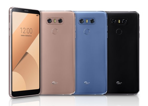 LG G6+ official announced