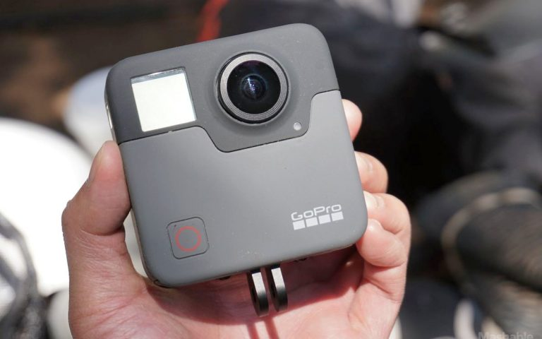 This is the GoPro Fusion and it will change the way you share 360 content