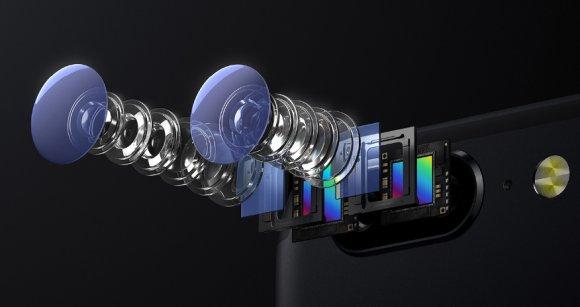 OnePlus 5 DxOMark Scores
