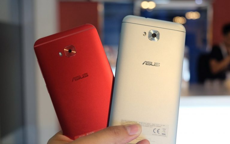 ASUS is going to have to pull out all the stops to topple the Selfie kings