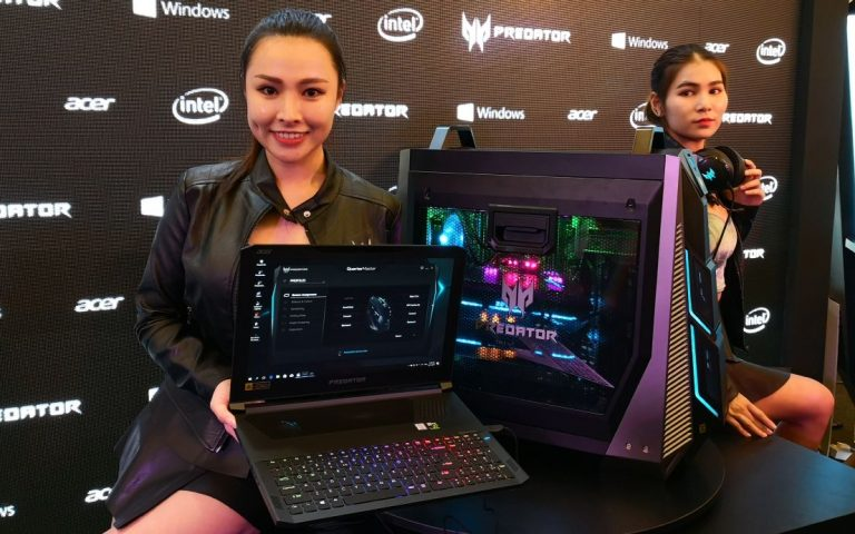Acer's apex Predators are in Malaysia to hunt for your wallet