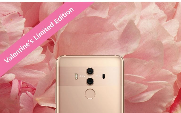 This is the Huawei Mate 10 Pro to get your significant other this V-Day