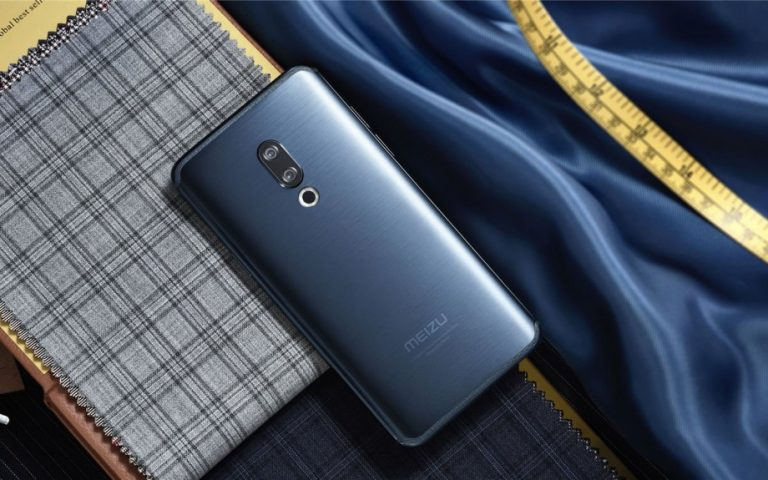 The Meizu 15 Plus is Meizu's version of the Samsung Galaxy Note8