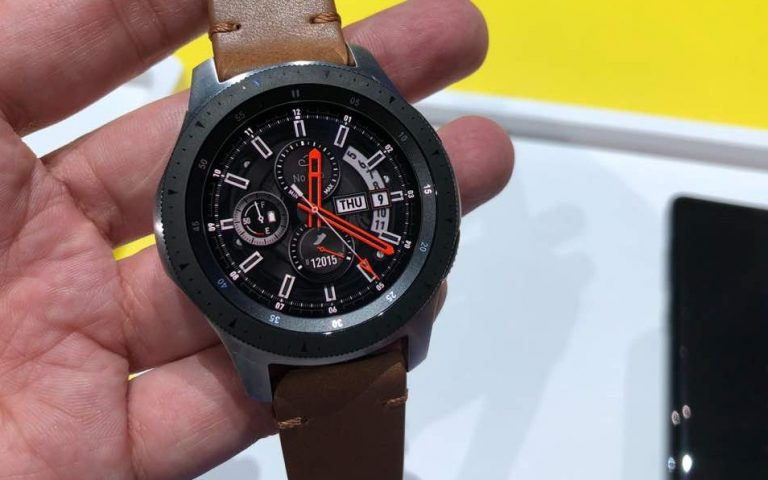 Samsung's switching gears with their brand new Galaxy Watch
