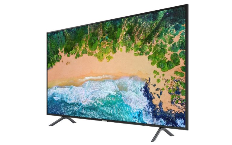 Get a whole bunch of goodies when you purchase a Samsung TV this month