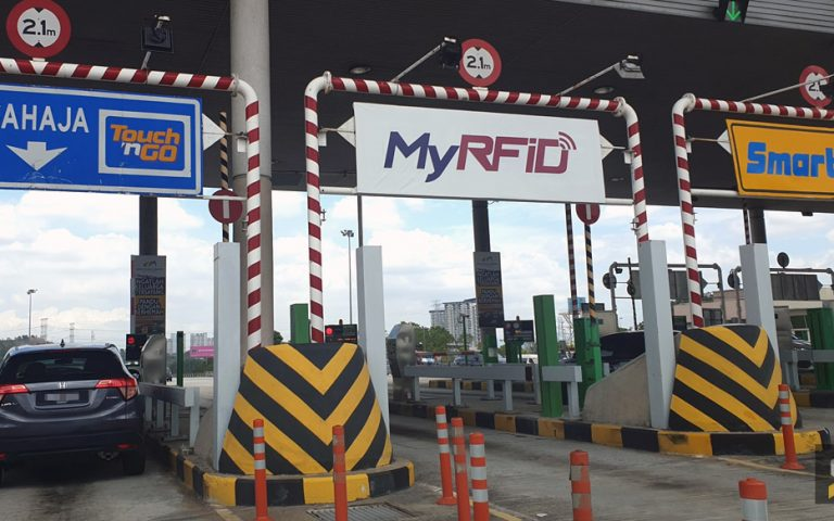 PLUS begins RFID public pilot at 9 northern closed-toll plazas on 22 July