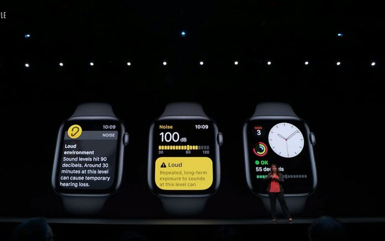 WWDC 2019: Apple Watch looks after a health aspect that we often ignore