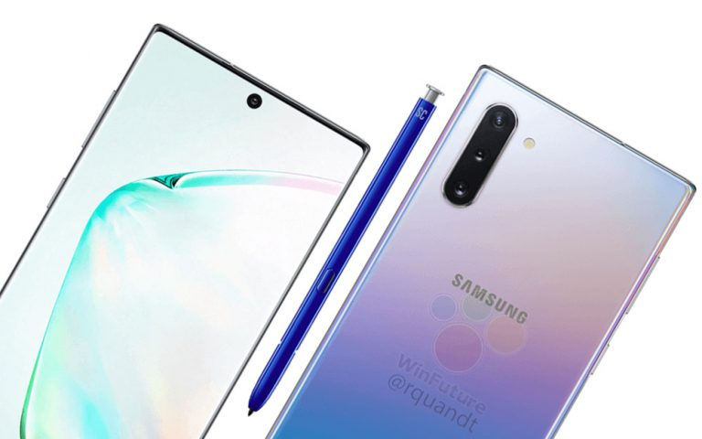 "The Galaxy Note 10 will come with a ""very technical"" new feature"