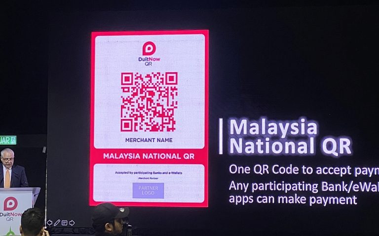 DuitNow QR to be supported by 32 banks and 4 eWallets by mid-2020
