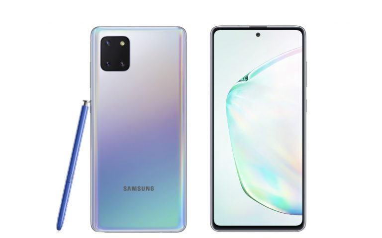 Samsung Galaxy Note 10 Lite Malaysian price revealed