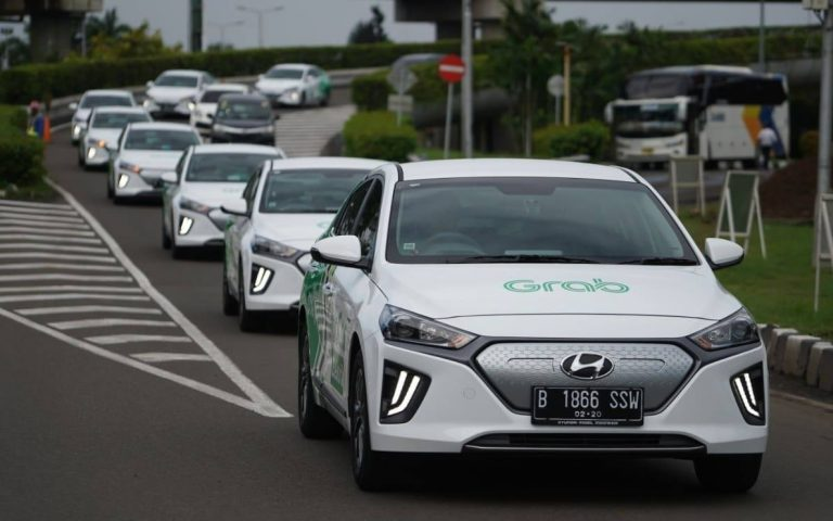 Grab introduces GrabCar Elektrik in Indonesia