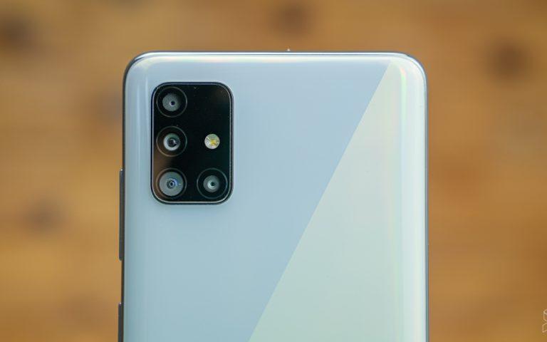 Samsung Galaxy A71 gets lower camera score than Galaxy A50 on DxOMark