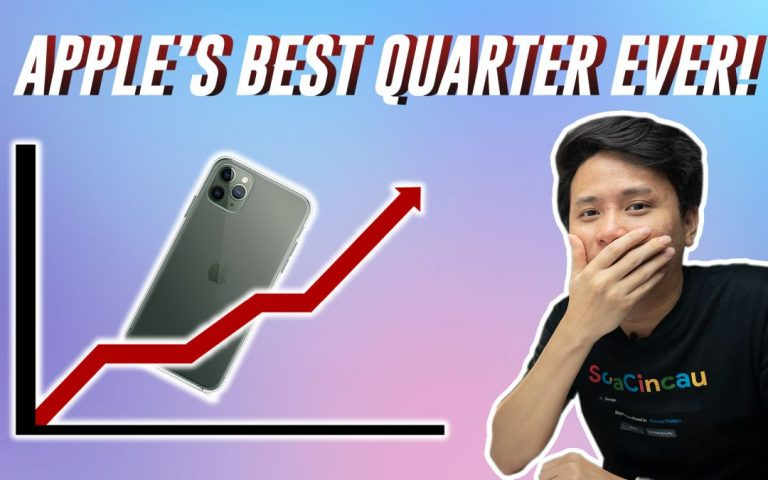 How did Apple achieve their best quarter ever? | ICYMI #260