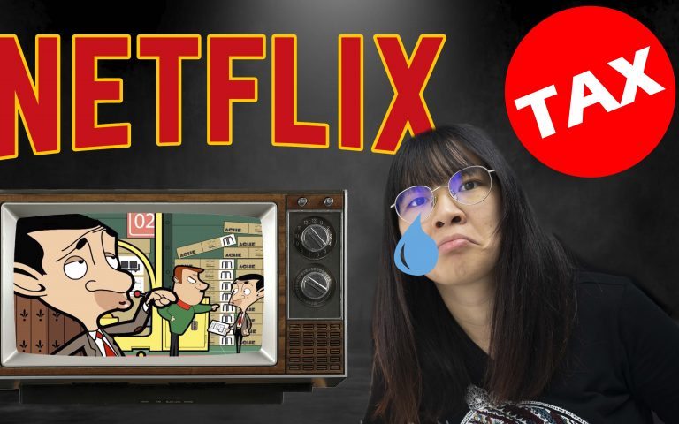 Paying more for Netflix? 6% Digital Tax | ICYMI #241