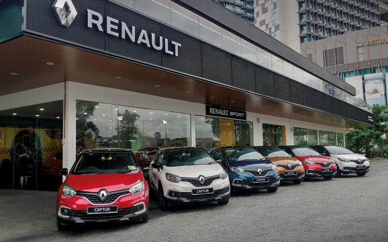 Deal: You can subscribe a Renault Captur for 30 days for RM647