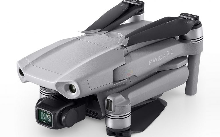 This is the DJI Mavic Air 2 and its alleged specs