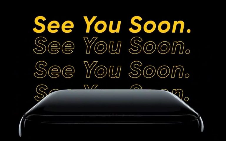 "Teaser: The Realme Watch is coming ""soon"""