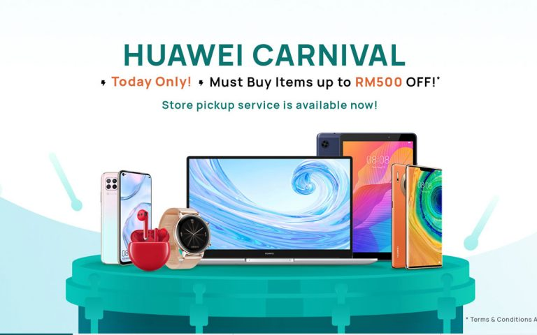 Huawei Carnival deals: Huawei Mate 30 Pro, Watch GT 2, P40 Pro, and more