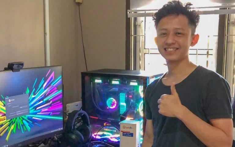 TM is working on providing Unifi to Yoodo Gank player