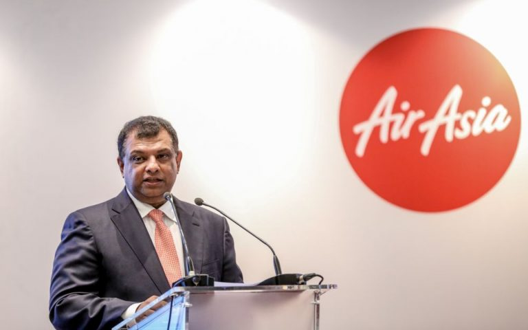 Tony Fernandes: AirAsia will pull through COVID-19 crisis, to be profitable in 2021