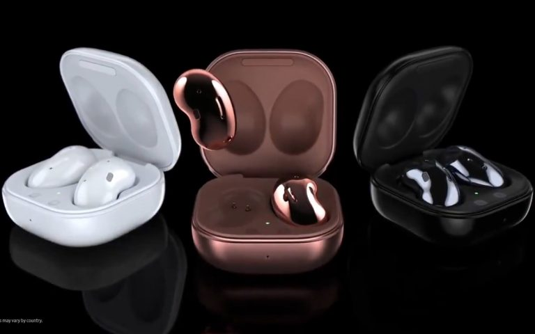 Leaked Samsung Galaxy Buds Live video hints it might have active noise cancellation